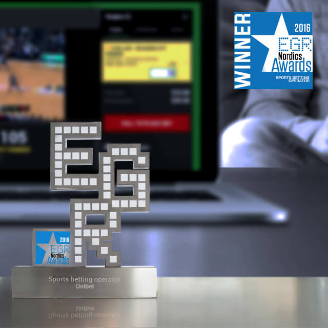 tile egr award sports betting operator